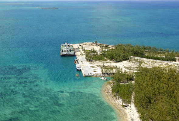 Morgan's Bluff Ocean Freight Shipping Service Dock