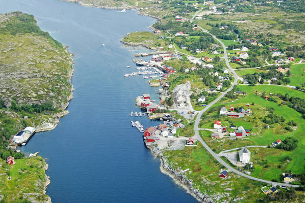 Krenvaer Harbour