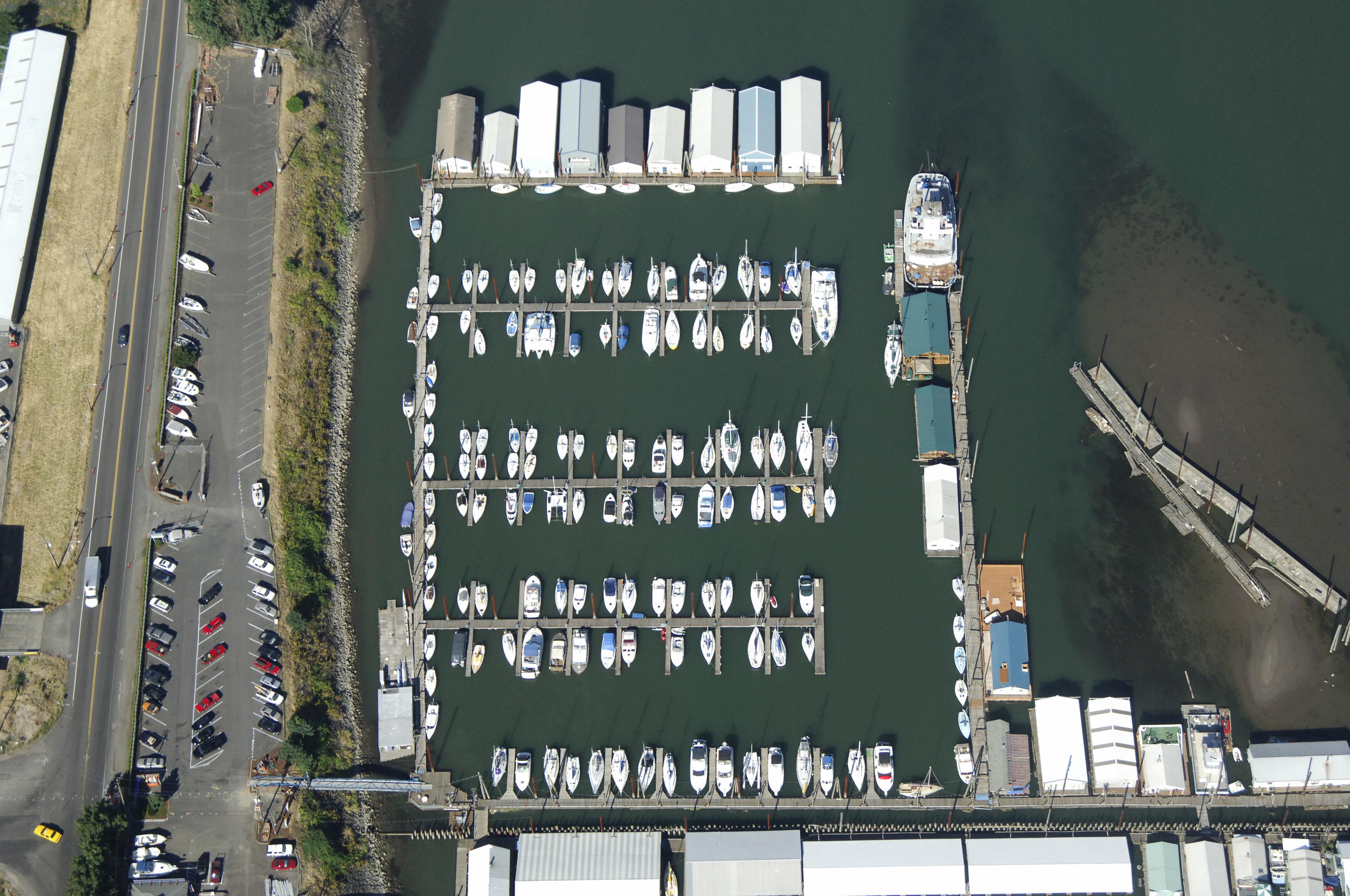 McCuddy's Marina in Portland, OR, United States - Marina
