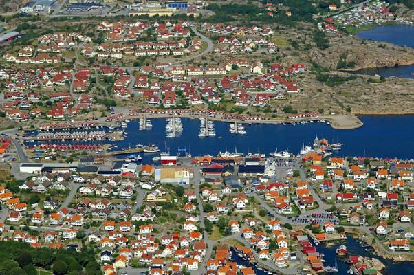 Kungshamn Fisketangen Yacht Harbour