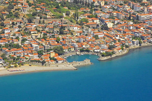 Nafpaktos Harbour