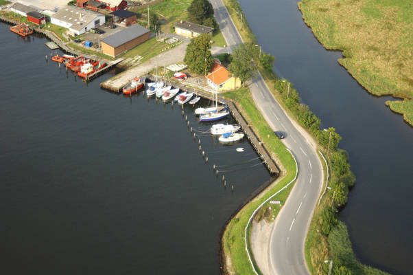 Stige Ø Lystbådehavn