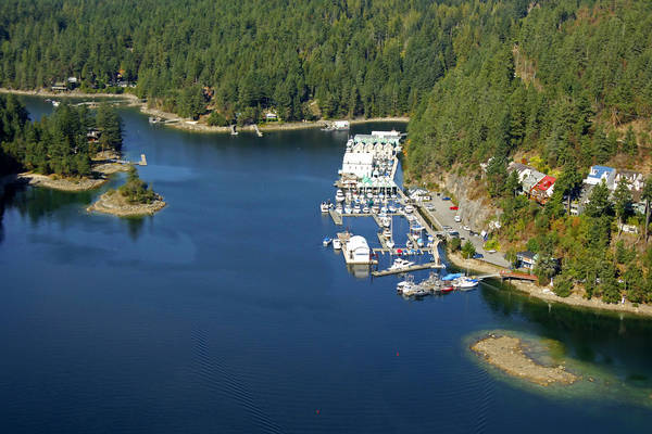 Secret Cove Marina