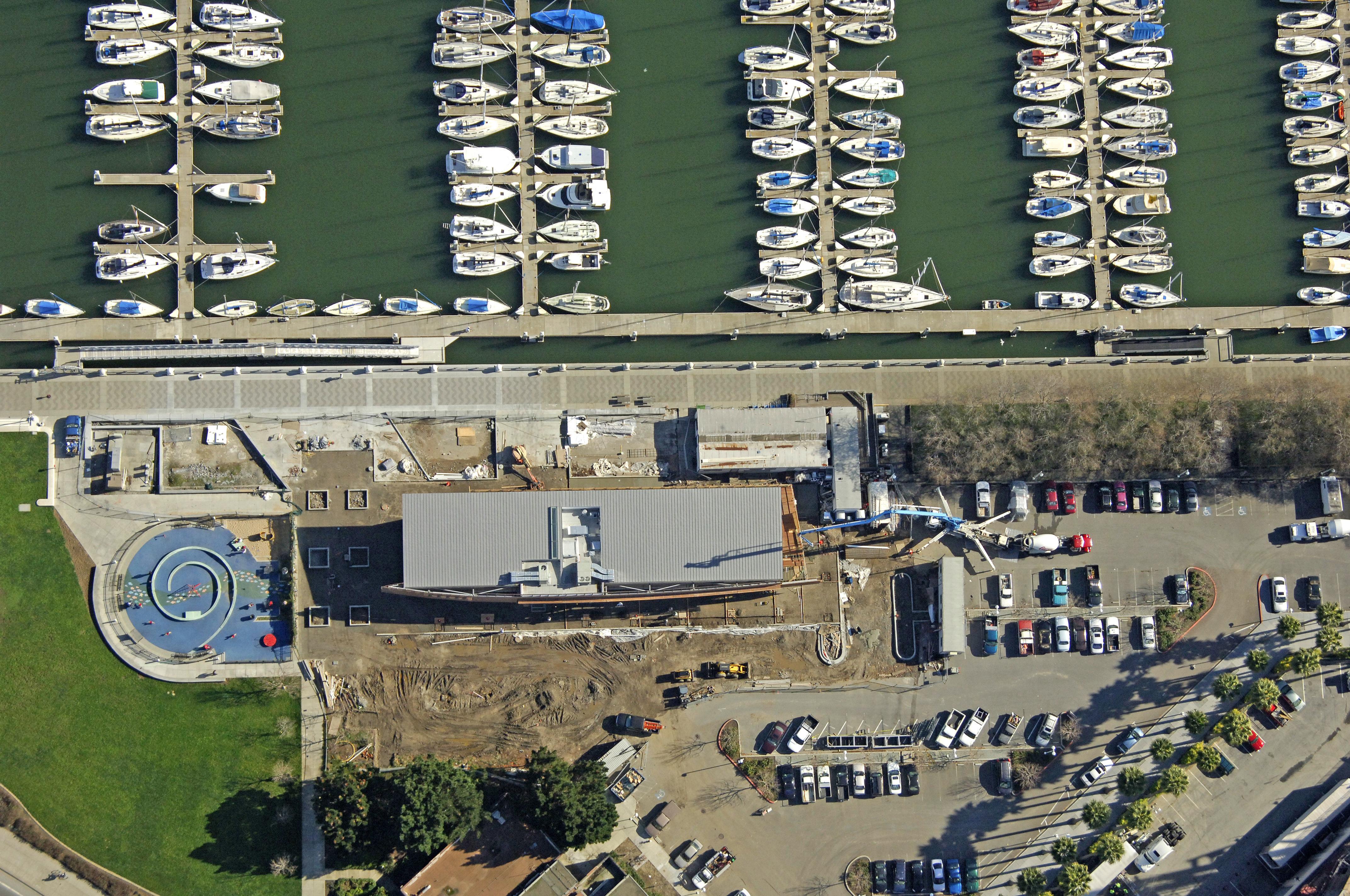 South Beach Yacht Club in San Francisco, CA, United States - Marina