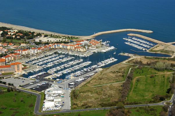 Argeles Marina