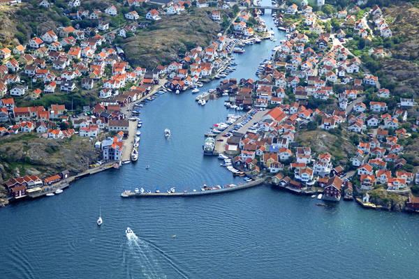 Grundsund Harbour