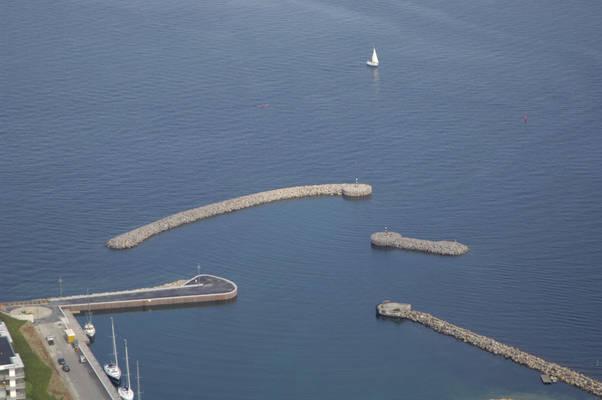 Tuborg Havn Inlet