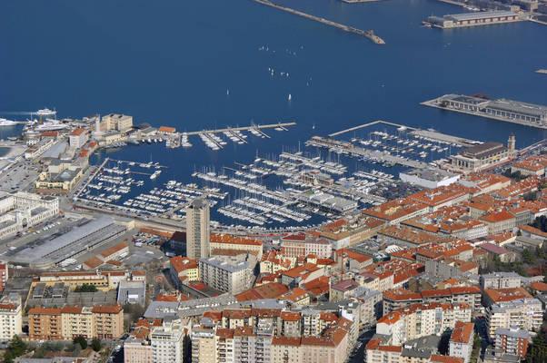 Bacino Sacchetta Marina