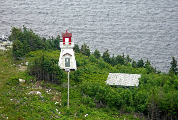 Spry Bay Light (Spry Bay Front Range Light)