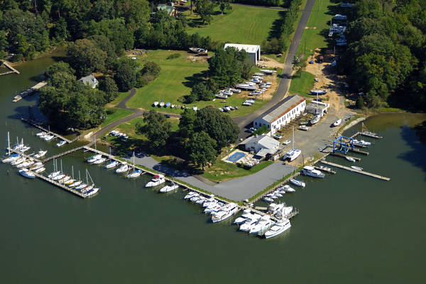 Dennis Point Marina & Campground (prev St Marys Marina)