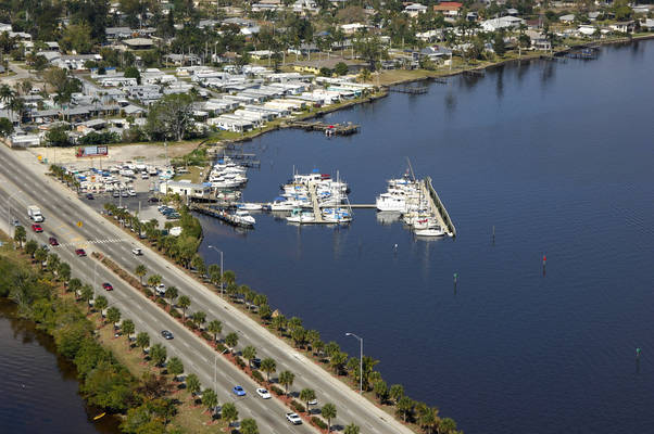 Prosperity Pointe Marina