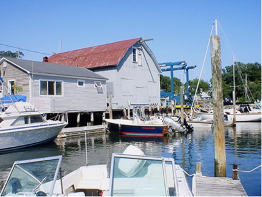 Schoolhouse Creek Marina