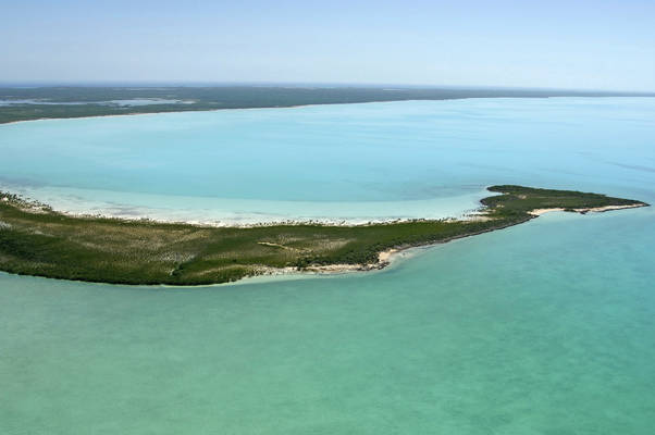 Hog Cay Anchorage