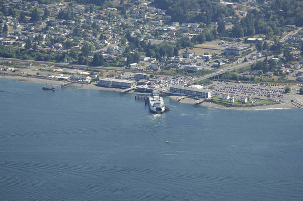 Mukilteo Ferry Dock