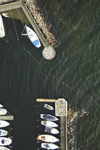 Haarbolle Havn Inlet