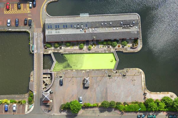 Centre Island Lock