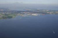 Frederiksværk Harbor Overview