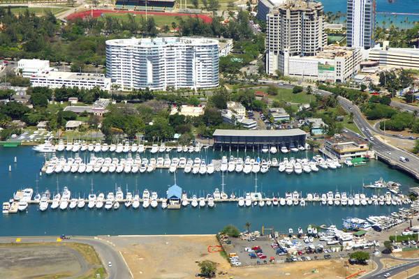 Club Nautico de San Juan Marina