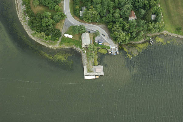 Chipman's Point Cable Ferry