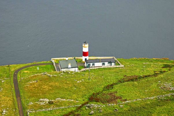 Clythness Lighthouse