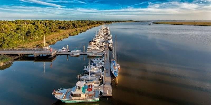 Jekyll Harbor Marina