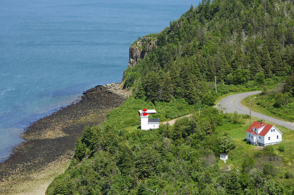 Long Eddy Point Lighthouse