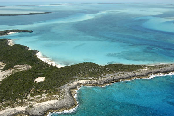 Rat Cay Anchorage