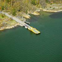 Krottenpori Ferry
