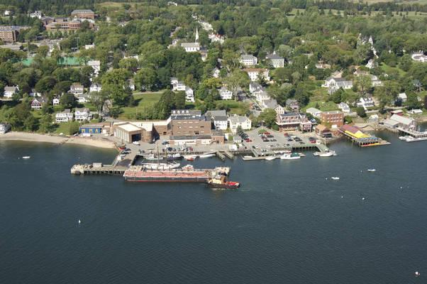Castine Town Dock