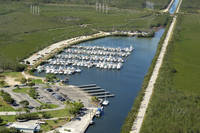 Herbert Hoover Marina at Homestead Bayfront Park