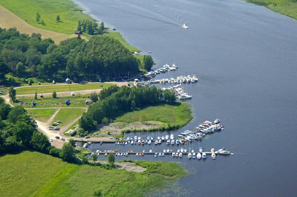 Borgaasund Jordmarken Marina