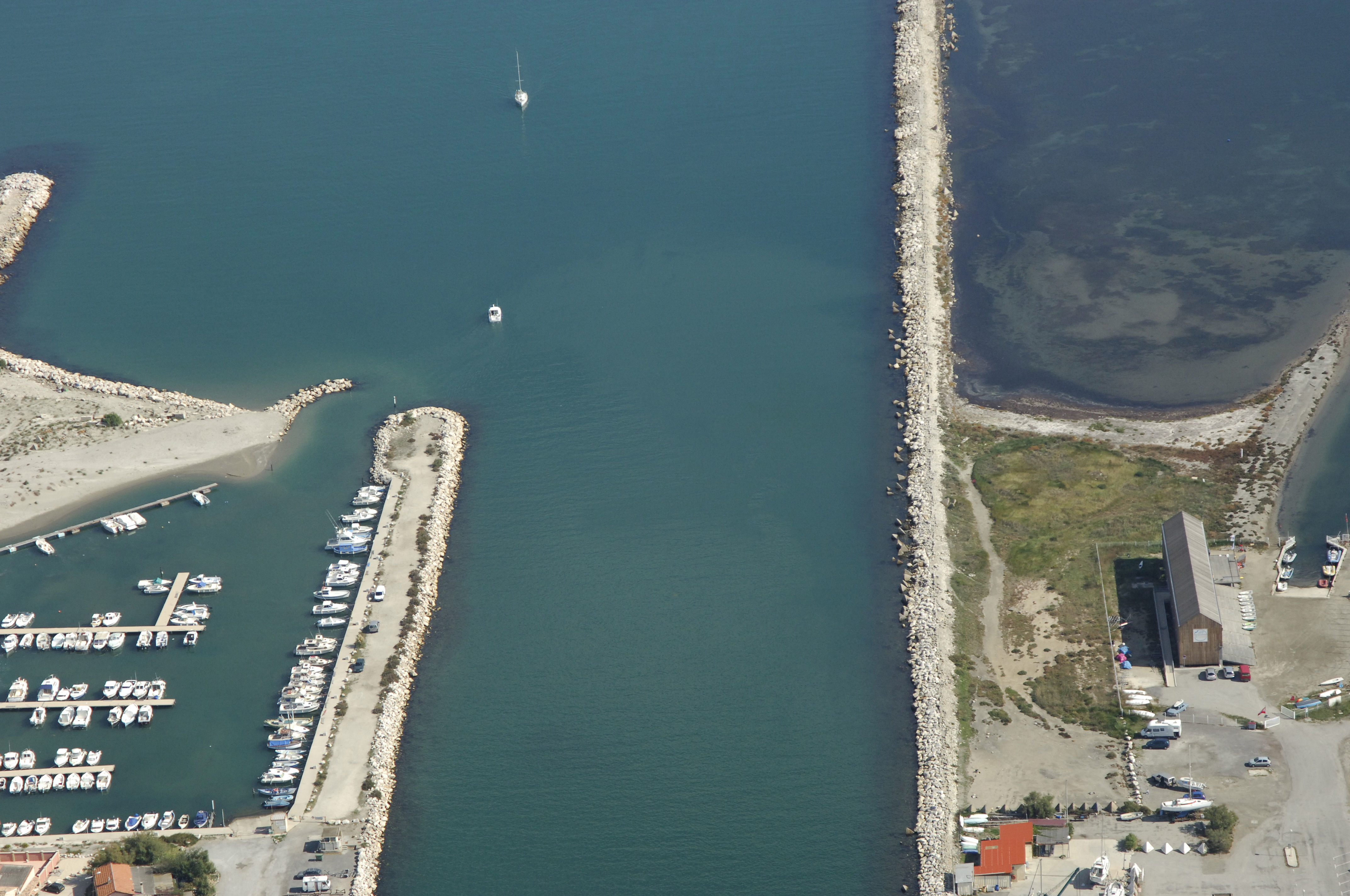 Port St Louis Inlet In Port St Luis France Inlet Reviews