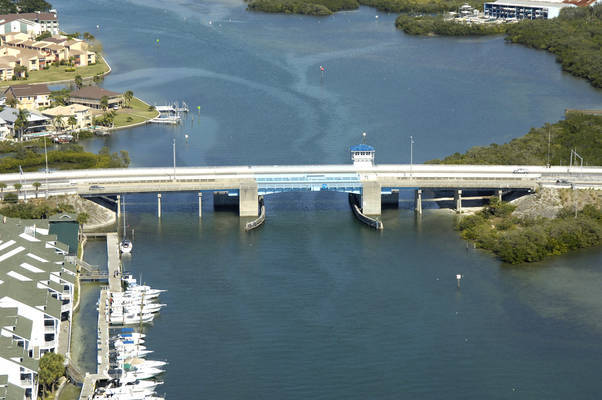 Indian Rocks Beach Causeway Bridge