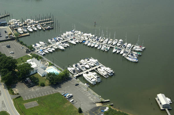 Selby Bay Yacht Club