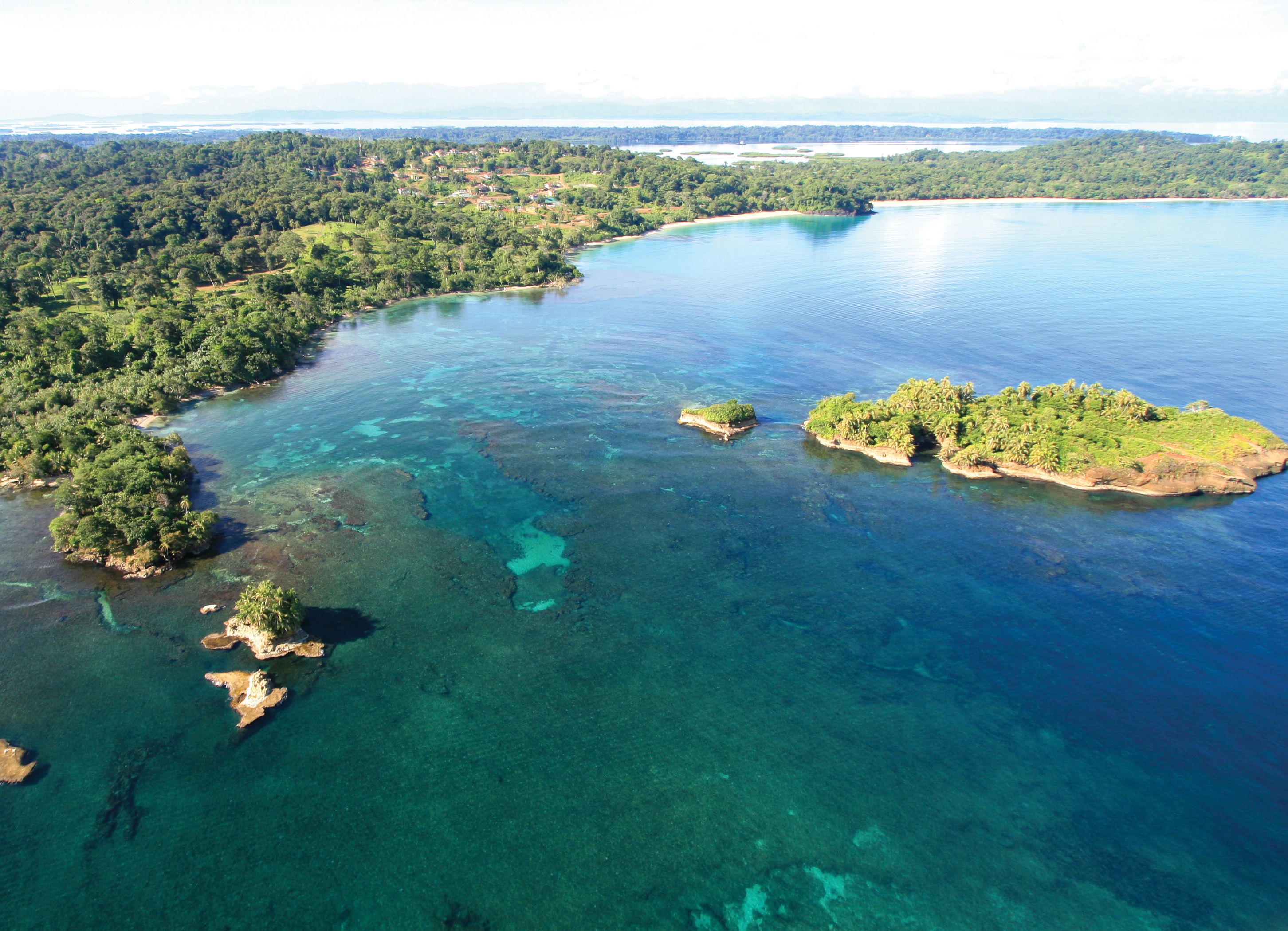 Red Frog Beach Island Resort Certified For Its: Red Frog Beach Marina In Isla Bastimentos, Panama