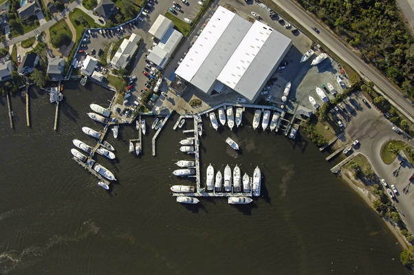 Sailfish Marina of Stuart