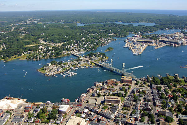 Kittery Town Harbor