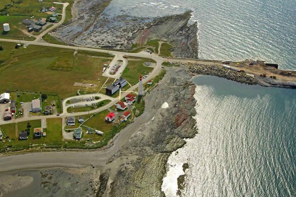 Point Au Pere Lighthouse