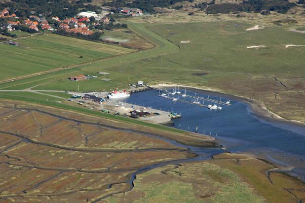 Spiekeroog Harbour
