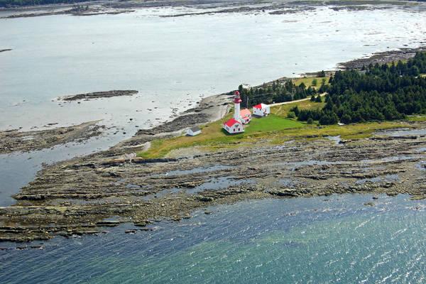 Metis Sur Mer Lighthouse