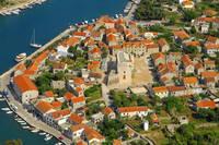 Vrboska Church Fortress St. Mary