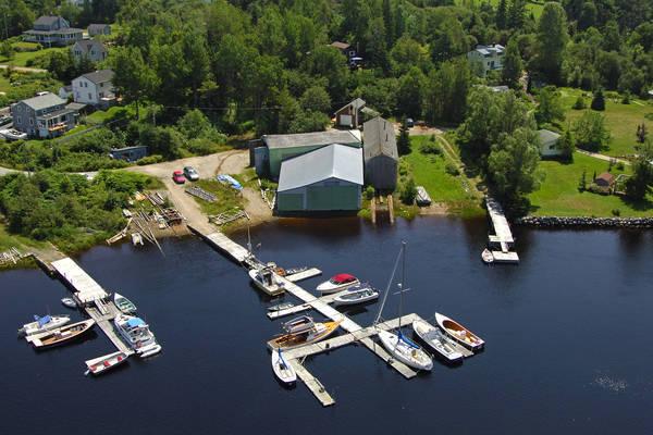 Stevens Boat Works