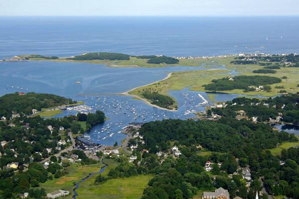 Cohasset Harbor