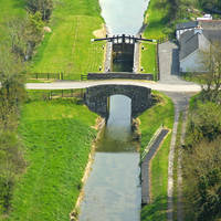 Royal Canal lock 34