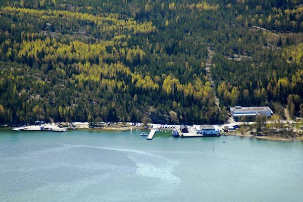 Sandovagen Yacht Harbour