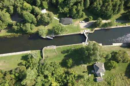 Rideau River Lock 32