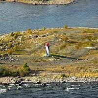 Vaennskaer Lighthouse