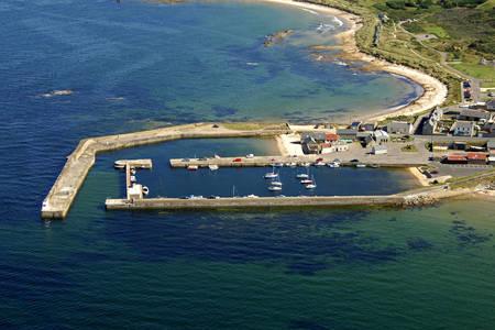 Hopeman Harbour