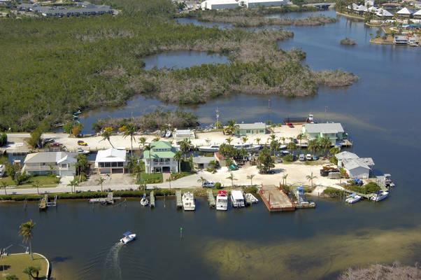 Jug Creek Marina