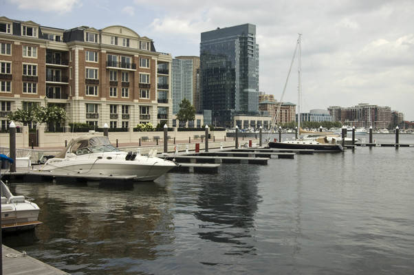 Baltimore Marine Center at Inner Harbor West